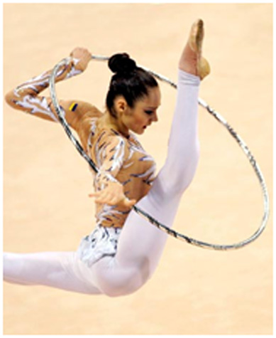 欧美艺术体操